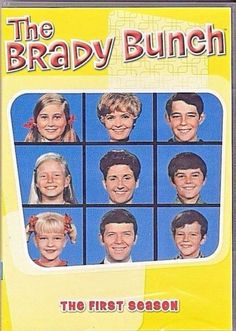 The-Brady-Bunch-The-Complete-First-1st-Season-DVD-4-Disc-FACTORY-SEALED-FREE-S-H