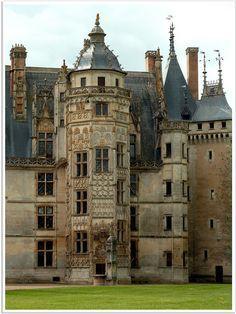 Chateau de Meillant. Berry, France