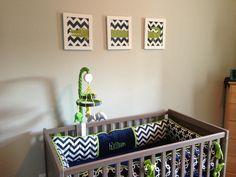 Project Nursery - nursery3 The Sage Dekor Kolor would be perfect in this beautiful nursery #dekorkolor