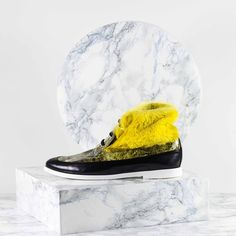 Hello furry Sarah ! Available on pre-order soon ✨ image @artsomething #pleaseparis #luxury #shoes #sarah #flats #fw15 #aw15 #furryshoes #marbleshoes #fashionblogger #fashionstylist #fashiondesign #comingsoon #yesplease