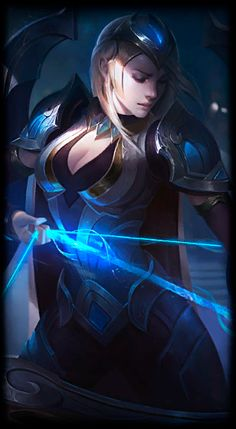 Championship Ashe skin from League of Legends - https://am-a.akamaihd.net/image?f=https://news-a.akamaihd.net/public/images/articles/2017/september/patchnotes718/Ashe_9.jpg