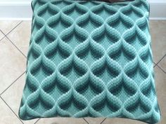 Hunter%20green%20bargello%20pillow,%20with%20dark%20green%20ultrasuede%20backing.%20Approximately%2017%20square,%20100%%20woolen%20threads.%20Companion%20pieces%20with%20reverse%20color%20pattern.%20Will%20sell%20as%20pair%20for%20$500%20or%20$275%20each.%20Will%20design%20and%20stitch%20canvas%20to%20match%20your%20color%20scheme.%20Please%20contact%20me%20for%20details%20and%20estimated%20delivery%20time.