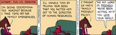 Dilbert Classics by Scott Adams for Fri 26 Mar 2021 #Dilbert #Comics Dilbert Comics, Scott Adams, Comic Strips, Acting, Ted, Cartoons, Told You So, March, Thoughts