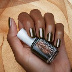 36 Best Dark skin nail polish images | Gel Nails, Fingernail designs ...