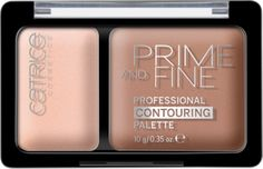 Prime And Fine Professional Contouring Palette 010 Ashy Radiance