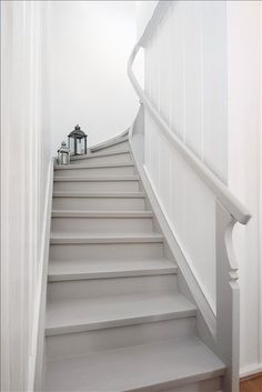 Stairs grey