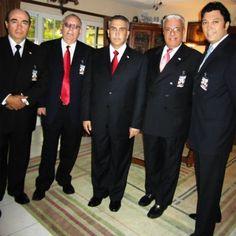Mr. Paul Chehade - Mr. Alejandro Mendoza - Mr. Hector Barron - Mr. George Khattar - Mr. Carlos Nuno