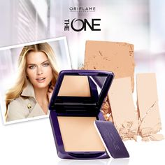 The one face powder