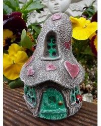 Love Bug Fairy House