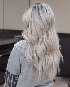 """2,595 Likes, 16 Comments - Fanola Professional USA (@fanola) on Instagram: """"This color got us craving for some vanilla ice cream. @instylebycrystalk pre-toned with the No…"""""""