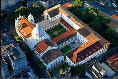Salvador, Bahia, Brasil - Mosteiro de São Bento