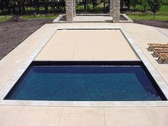 Safety pool cover.