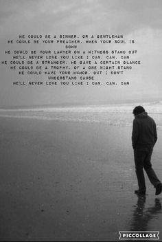 Like I can lyrics by Francis Plotke