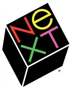 Next logo. Paul Rand