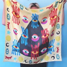 These gorgeous designs are made by local artist, Paige Russell, out of construction paper cutouts. Reproducing this work on silk transcends the two-dimensiona Visit Austin, Austin Texas, Things To Do In Austin Tx, Thrifting, Reusable Tote Bags, Hipster, Deep, Silk, Fun