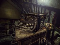 Andre Govia's Haunting Photos of Abandoned Places | The Fox Is Black