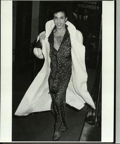 """Go to next slide The psychedelic print of this jumpsuit reflects the '60s-leaning direction Prince favored post-""""Purple Rain."""" In April 1985, he released """"Around the World in a Day,"""" a """"Sgt. Pepper""""-style psych-pop album that went double platinum. """"Overall, whether one approaches it as a concept album or simply a collection of superb pop songs, it is an instrumental and stylistic tour de force, Prince's finest hour — for now,"""" Robert Palmer wrote in a review for The Times."""