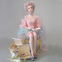 Catherine Mather | National Institute of American Doll Artists