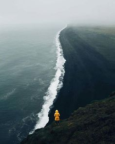 This breathtaking black sand beach | Vik South Iceland | Sebi Scheichl Say Yes To Adventure