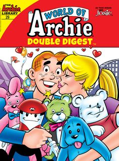 ON SALE TODAY: World of Archie Double Digest #29. Head out to your local comic shop to pick up a copy! www.comicshoplocator.com