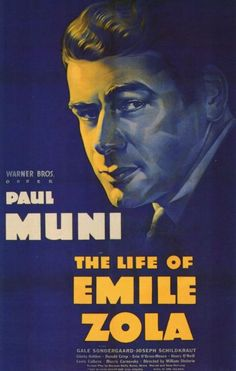 The Life of Emile Zola - Best Picture 1937