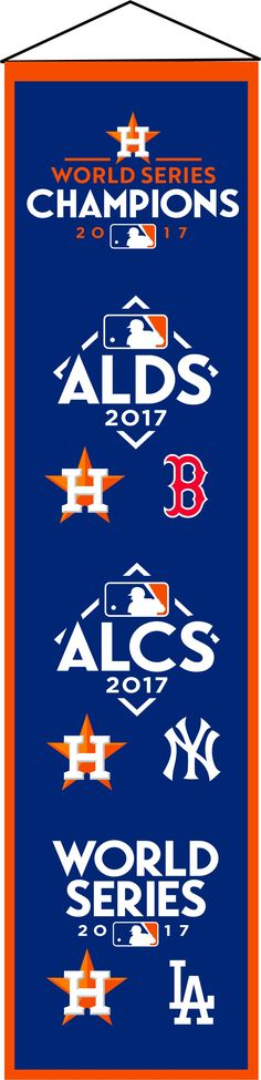 Hot new product: Houston Astros 20... Buy it now! http://www.757sc.com/products/houston-astros-2017-world-series-champions-road-to-the-series-8x32-embroidered-banner?utm_campaign=social_autopilot&utm_source=pin&utm_medium=pin
