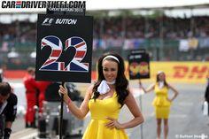 Fotos: Chicas GP de Gran Bretaña F1 2015 | CarandDriverTheF1.com