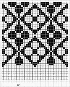Mustrilaegas: Kirjatud mustrid Tapestry Crochet Patterns, Weaving Patterns, Crochet Diagram, Crochet Chart, Knitting Charts, Knitting Patterns Free, Blackwork Embroidery, Cross Stitch Pillow, Beadwork Designs