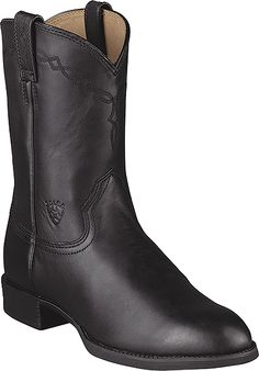 Ariat Heritage Roper Western Boot Style 10 Inch Men Shoes 10002280