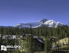 Big Sky Montana Vacation Rentals