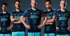Camisas do Ajax 2016-2017 Adidas Reserva