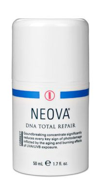 DNA Total Repair™      - Visibly improves the appearance of every apparent sign of sun-inflicted damage to skin DNA      - Reduces visible damage from oxidative stress caused by free radicals      - Diminishes the visible signs of DNA damage, including fine lines, wrinkles and discolorations