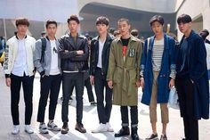 STREETSTYLE   Seoul Fashion Week FW15 – Part2 - Fucking Young!