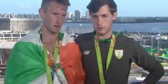"Brothers Paul and Gary O'Donovan are being hailed as ""Ireland's gift to the…"