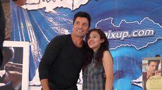 Chayanne en firma de autófrafos - Mixup Plaza Cuicuilco
