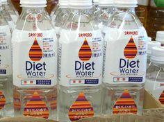 Diet Water???? C'mon folks.