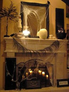 Halloween decoratie inspiratie