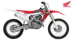 A first look at the 2013 Honda CRF450R off road racing bike. For more information visit http://motorcycles.honda.com.au/Off_Road_Competition/CRF450R