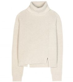 Wool And Cashmere-blend Turtleneck Sweater
