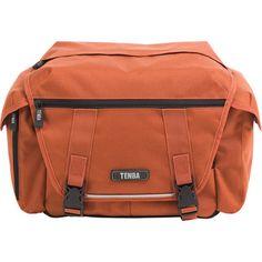 Tenba Messenger Camera Bag (Burnt Orange) 638-344 B&H Photo | B&H Photo Video