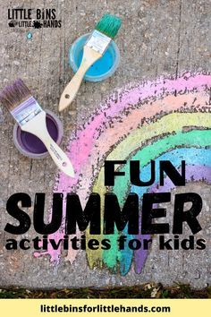 These easy and fun summer activities for kids are a great way to keep your kids minds engaged and learning all summer long! With 10 activity packs, there are no limits to your child's summer learning. You can expect to find STEM and science projects, slime recipes, games, and so much more in these themed activity packs. Whether you are indoors or outdoors, your kids will be challenged to explore the world around them. Great for home, distance, and classroom learning! Kids Wedding Activities, Christmas Activities For Kids, Outdoor Activities For Kids, Steam Activities, Fun Activities, Summer Science, Stem Science, Science For Kids, Science Experiments