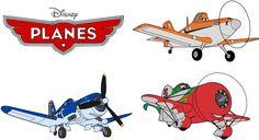Krafty Nook: Disney's Planes SVG Files