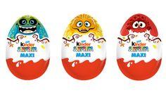 Sorprese luminose dentro agli ovetti maxi in edizione Halloween con super mostri, Kinder Sorpresa Maxi  -cosmopolitan.it