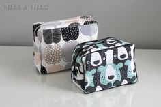 Good instructions for a little bag. Crafts To Do, Diy Projects To Try, Diy Pouch Bag, Sewing Crafts, Sewing Projects, Diy Bags Purses, Pencil Bags, Diy Dress, Diy Accessories