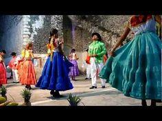 Danzas tradicionales de oaxaca #2