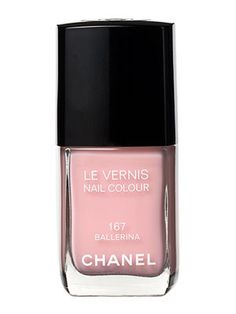 "Chanel's ""Ballerina Pink"""
