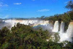 Circuito Superior - Cataratas del Iguazú - Parque Nacional Iguazú - Argentina