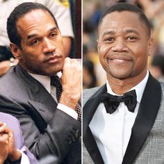 'American Crime Story' Premieres Tonight — See Cuba Gooding Jr., John Travolta and More Stars Next to the People They're Portraying!
