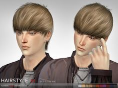Hey everyone!  Found in TSR Category 'Sims 4 Male Hairstyles'