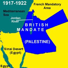 A brief overview of the history of the State of Israel.